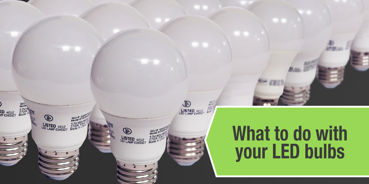 2019 LED Recycling Guide