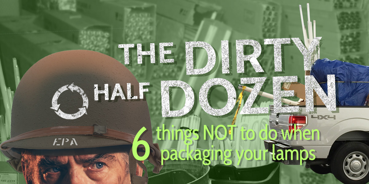 The Dirty Half Dozen
